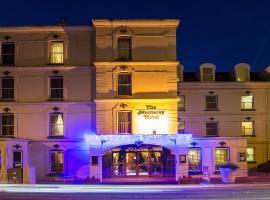 The Monterey Hotel, Saint Helier Jersey