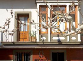 Hotel Jardí Apartaments, Mollerusa (Fondarella yakınında)