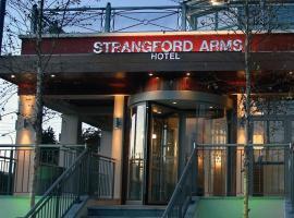Strangford Arms Hotel, Newtownards (рядом с городом Comber)
