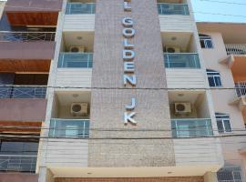 Hotel Golden JK, Muriaé (Patrocínio do Muriaé yakınında)