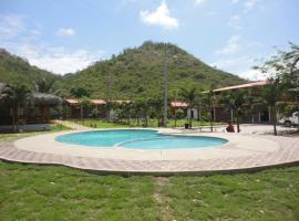 Hosteria Arandú, Montañita (Manglaralto yakınında)