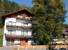 Gasthof Trattner Pension Waldhof, Sankt Peter am Kammersberg (Eselsberg yakınında)