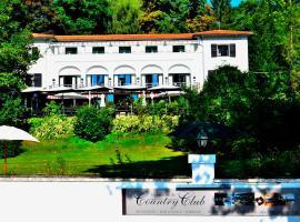 Hostellerie du Country Club, Самуа-Сюр-Сен (рядом с городом Fontaine-le-Port)