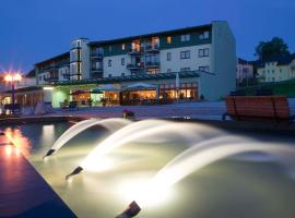 Hotel am Kurhaus, Bad Schlema (Schneeberg yakınında)