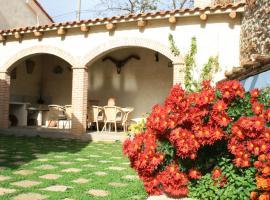La Casa del Azafrán, Villanueva del Rebollar de la Sierra