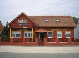 Horvath Vendeghaz, Хедьешхалом (рядом с городом Levél)