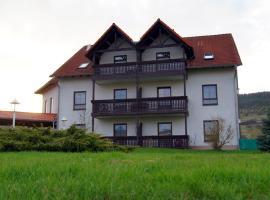 Hotel Fasold, Sülzfeld (Jüchsen yakınında)