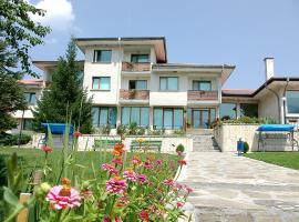 Panorama Hotel, Apriltsi (Tabashka yakınında)
