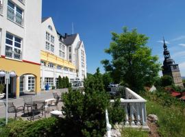 Hotel Residenz Bad Frankenhausen, Bad Frankenhausen