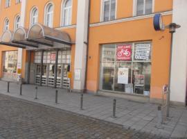 Hotel im Bahnhof