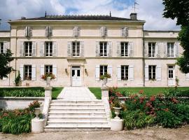 Chateau De Mesnac, Mesnac (рядом с городом Prignac)