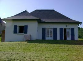 Gîte Etchegoyhen, Lacarry-Arhan-Charritte-de-Haut (рядом с городом Etchebar)