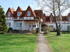 Ferienwohnung-Zierenberg, Zierenberg (Habichtswald yakınında)
