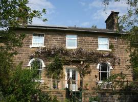 The Old Station House, Matlock