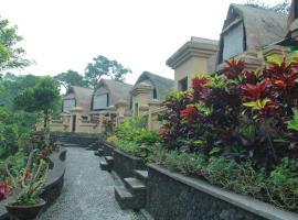 Villa Lumbung Jatiluwih, Jatiluwih (рядом с городом Angsri)