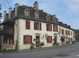 Logis Auberge de Forgès, Forgès (рядом с городом Saint-Bonnet-Elvert)