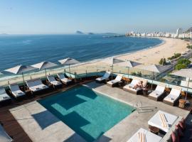 里約熱內盧波爾圖灣酒店