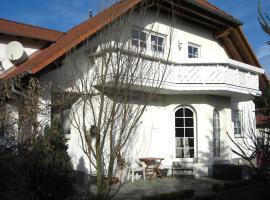 Appartement Am Goldberg, Goldbach (Ballstädt yakınında)
