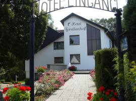 Hotel Forellenhof, Detmold