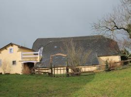 Ibaremborde : Gîte des Pyrénées, Etchebar (рядом с городом Tardets-Sorholus)