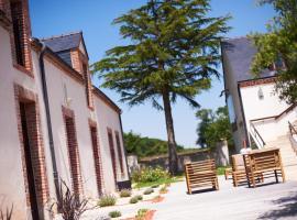 La Ferme Du Blanchot, Crossac (рядом с городом Saint-Joachim)