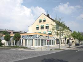 Hotel-Restaurant Zum Kirschbaum, Rottendorf (Neuhof yakınında)