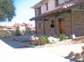 Hotel Las Fuentes, Torrecaballeros (Espirdo yakınında)