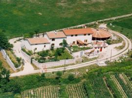 La Mandra, Civita d'Antino (Morino yakınında)