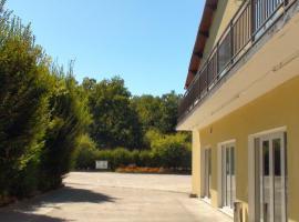 Motel des Bruyères, Lamotte-Beuvron (рядом с городом Vouzon)