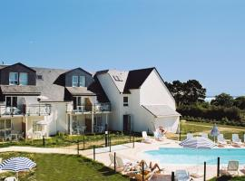 Résidence la Voile D'or, Ile aux Moines (рядом с городом Locmiquel)