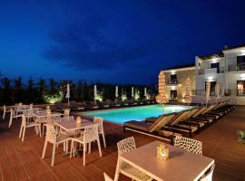 Elafonisos Resort, Элафонисси