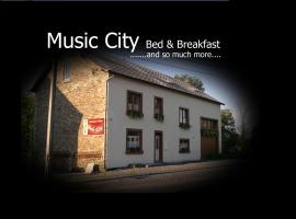 B&B Music City, Wibrin