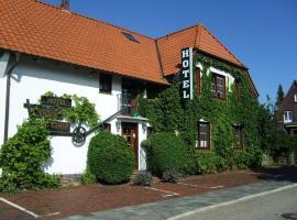 Hotel-Pension Stöber, Jever (Schortens yakınında)