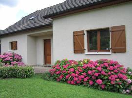Maison des Mirabelles, Miserey-Salines