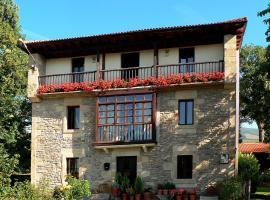 El Cajigal de Quintana, Espinosa de los Monteros (Bárcenas yakınında)