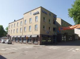 Hotel Degerby, Ловийса (рядом с городом Лапинъярви)