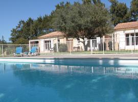 Domaine Les 4 Vents, Patrimonio (рядом с городом Ficaja)
