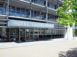 Hotel Lautrup Park, Ballerup (Hareskovby yakınında)