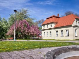 Schloss Plaue, Brandenburg an der Havel (Margarethenhof yakınında)