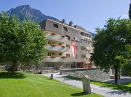 Schlosshotel Art Furrer, Brig