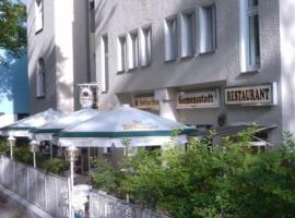 Hotel Siemensstadt, Berlin