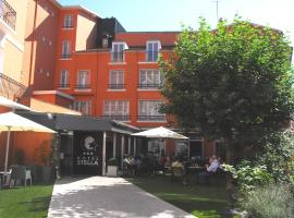 "Hôtel Stella. """