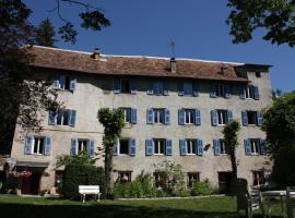 Gîtes La Draperie, Beauvezer (рядом с городом Thorame-Haute)