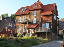 Ferienwohnung am Brocken, Schierke (Drei Annen Hohne yakınında)