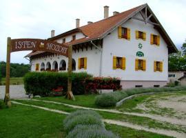 Noll tanya vendégház, Felcsút (рядом с городом Obarok)