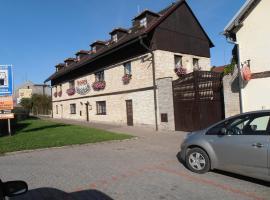 Villa George, Řevničov (Mutějovice yakınında)