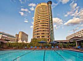 Hilton Nairobi 4 Star Hotel