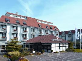Panoramahotel Waldenburg, Waldenburg (Neuenstein yakınında)