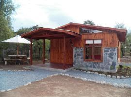 Turismo Curalemu, Antuco (Manquel yakınında)