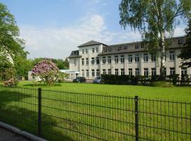 Hotel Siegmar im Geschäftshaus, Chemnitz (Mittelbach yakınında)